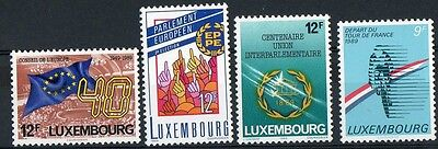 LUXEMBOURG N° 1171/74 Neuf **