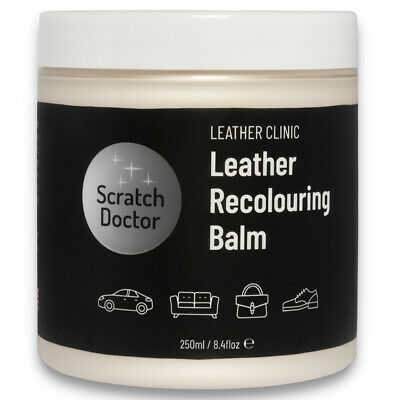 IVORY Leather Dye Colour Restorer for BMW Leather Car Interiors, Seats etc.