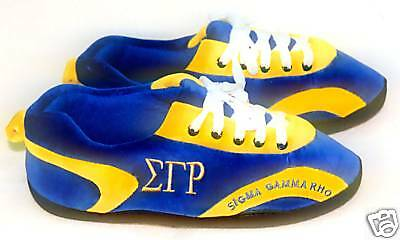 SIGMA GAMMA RHO - All Around Slippers (House shoes) - Small