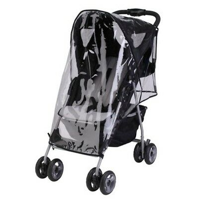 KiddyCover Rain Cover (UK Made) for Strollers & Pushchairs