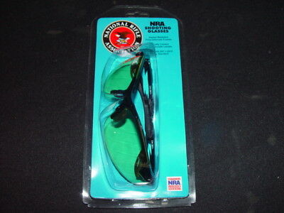 NRA Polycarbonate Lens Shooting Glasses YELLOW