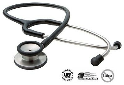 NEW ADC Adscope 603 Professional Durable Acoustic Combination Stethoscope