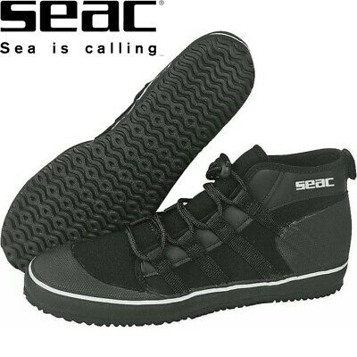 SEAC - DRY SUIT ROCK BOOTS Ideal for Scuba Dive Kayak Canoe Sailing Coasteering