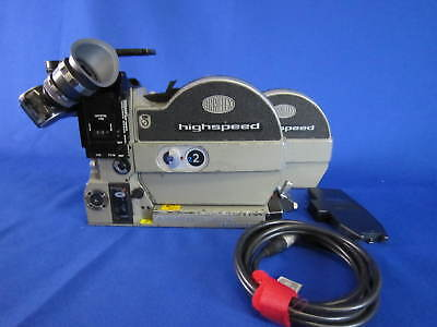 ARRI Arriflex 16 SR II HIGHSPEED 16mm Film FV #2 - Used