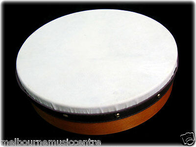 """WALTONS BODHRAN 12"""" Mini With Plain Head *Supplied With Beater* NEW!"""