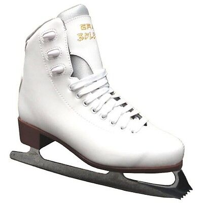 Graf Bolero Figure Skates With Free Sharpening