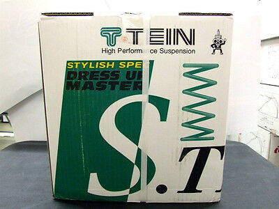 Tein S.tech Lowering Springs 08-11 Mitsubishi Lancer 2Wd
