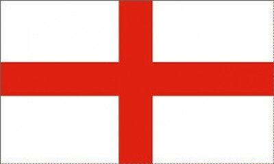 3'x5' England Nylon Flag Cross Of Saint George UK British Royal Banner King 3x5