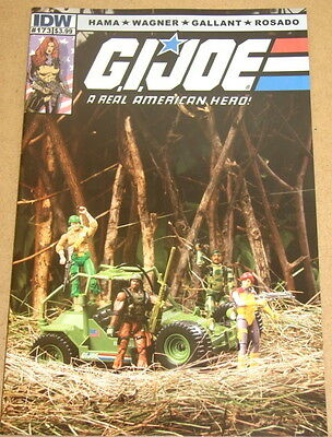 Gi Joe:a Real American Hero # 173 - Cover B - Idw Comics