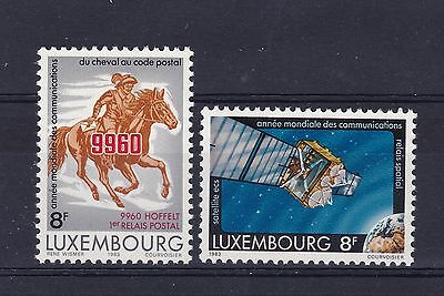 LUXEMBOURG N° 1028/29 Neuf **