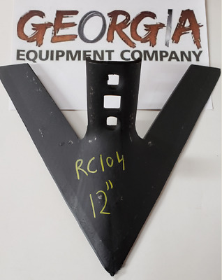 "Cultivator Parts, 12"" Row Crop Sweep, Cultivator Sweeps, Pegs And Brackets Avail"