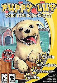 Puppy Luv: Your New Best Friend (PC)