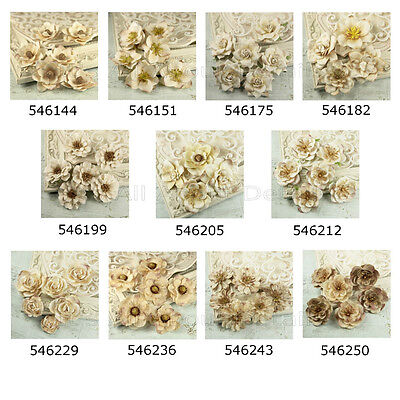 PRIMA * EMMINENCE * Collection Mulberry Paper Flowers