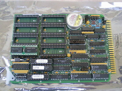 Ziatech ZT88CT25 STD Bus Memory Board