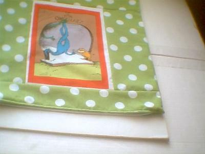 """Seuss The Lorax bears and birds Pillow COVER 16/"""" Dr"""