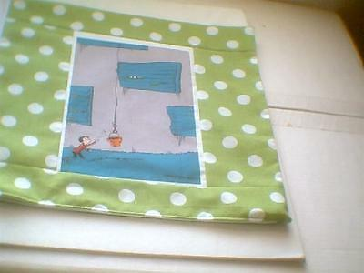 """Pillow COVER 16"""" Dr. Seuss The Lorax lowering basket"""