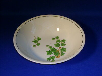 """Paden City Pottery Ivy Round Vegetable Bowl 8 3/4"""""""