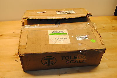 Toledo Scale 098929-00A Load Cell 100LBS Capacity Mettler Toledo