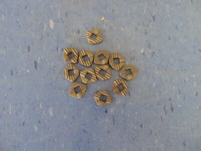 Cultivator Parts,12 Alligator Washers,covington Dpe8, Cultivator Washers