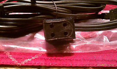 Singer Power Cord Foot Pedal Control Sewing Machine 4 hole