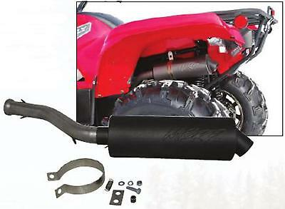 New Suzuki Atv Quiet Series Muffler Quadrunner Kingquad Ltf Mbrp Utility Exhaust