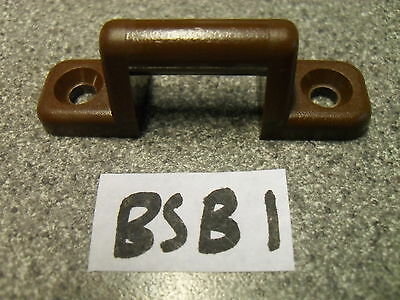 Elddis Coachman caravan motorhome battery box housing strap brown bracket BSB1