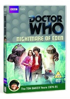 DR WHO 107 (1979) - NIGHTMARE OF EDEN - TV Doctor Tom Baker + Romana  NEW R2 DVD