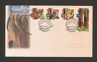 1996 FDC1625 NATURE OF AUSTRALIA First Day Cover