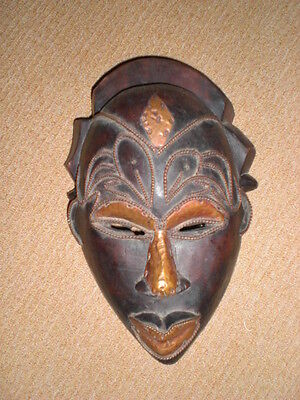 Tres Ancien Masque Africain