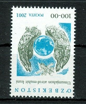 EMBLEMI - EMBLEMS UZBEKISTAN 2001 World Environment Day