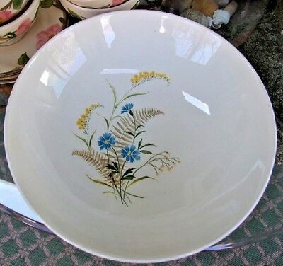 "Taylor Smith & Taylor TST287 ROUND VEGETABLE BOWL 9 "" Exc Condition"