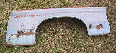 67  FORD  GALAXIE  RIGHT  FRONT  FENDER   --Check This Out ! --