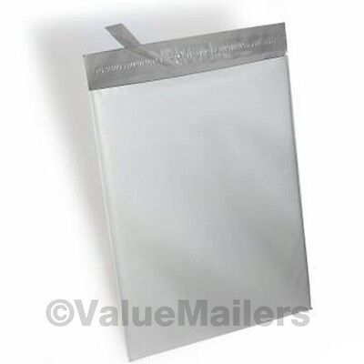 200 12x16 Poly Bags Mailers Envelopes Shipping Plastic Bag Self Seal 2.5 mil