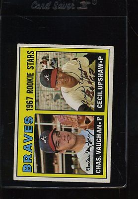 1967 TOPPS #179 BRAVES ROOKIES VGEX *25804