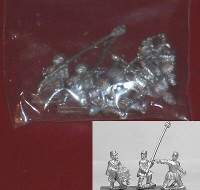 Essex KO48 15mm Franco-Prussian War French Zouaves In Fez Command Pack (6) NIB