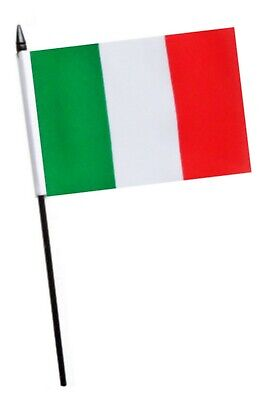 Italy Small Hand Waving Flag