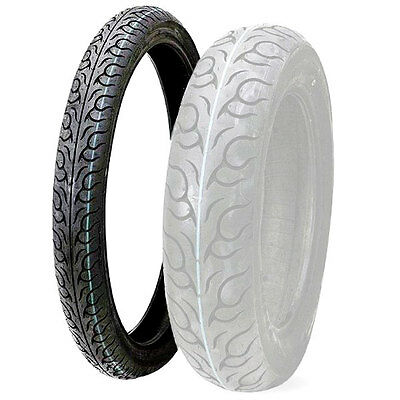Irc Wild Flare Motorcycle Front Tire 120/80-17 Dot Approved