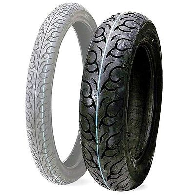Irc Wild Flare Motorcycle Rear Tire 130/90-15 Dot Approved