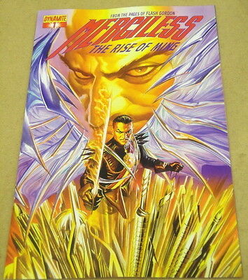 Merciless:rise Of Ming # 1 - Cover A - Dynamite Comics