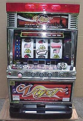 Slot Machine *VIGOR* American flag/New York/Statue o Liberty/Patriot~4th of July