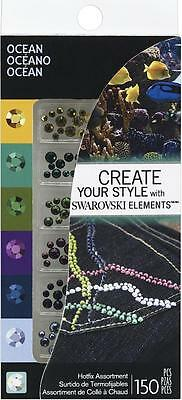 Ek Success Create Your Style with SWAROVSKI HOTFIX CRYSTALS 150 pc//Pkg SWAMP