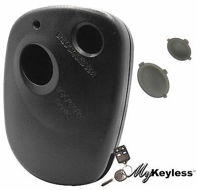 NEW SUBARU REPLACEMENT KEYLESS ENTRY CAR REMOTE KEY FOB SHELL CASE AND BUTTONS