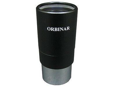 "Orbinar Plossl 40mm telescope eyepiece 31.7mm (1.25"") 4-elements lens system"