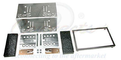 CONNECTS2 SAAB 95 9-5 Double Din Stereo Facia Fitting Kit Bezel Cage