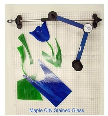 Stained Glass Supplies CUTTER'S MATE GLASS CUTTER NEW!
