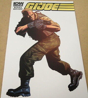 Gi Joe:vol 2 Ongoing # 13 - Cover A - Idw Comics