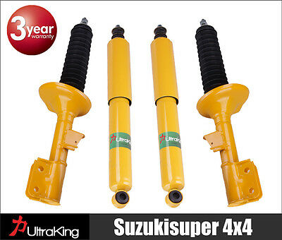 Super LOW Front Struts, HD Rear Shock Absorbers Holden Commodore VU,VY.UTE