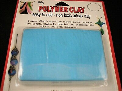 Modelling Polymer Clay Art/Craft Oven Bake 60g Lemon Party Fun FREE POSTAGE