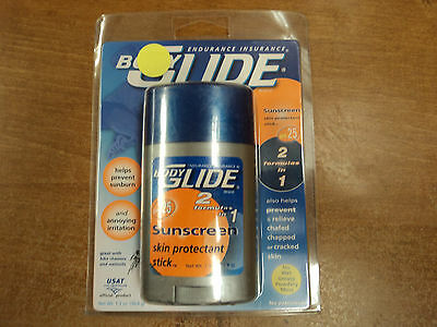 Body Glide Anti Chafing/Sunscreen Stick-1.3oz