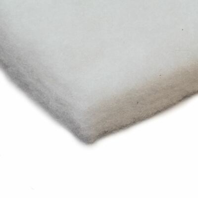 Pond Filter Media Foam Fine Fleece Wadding 17 X 11""